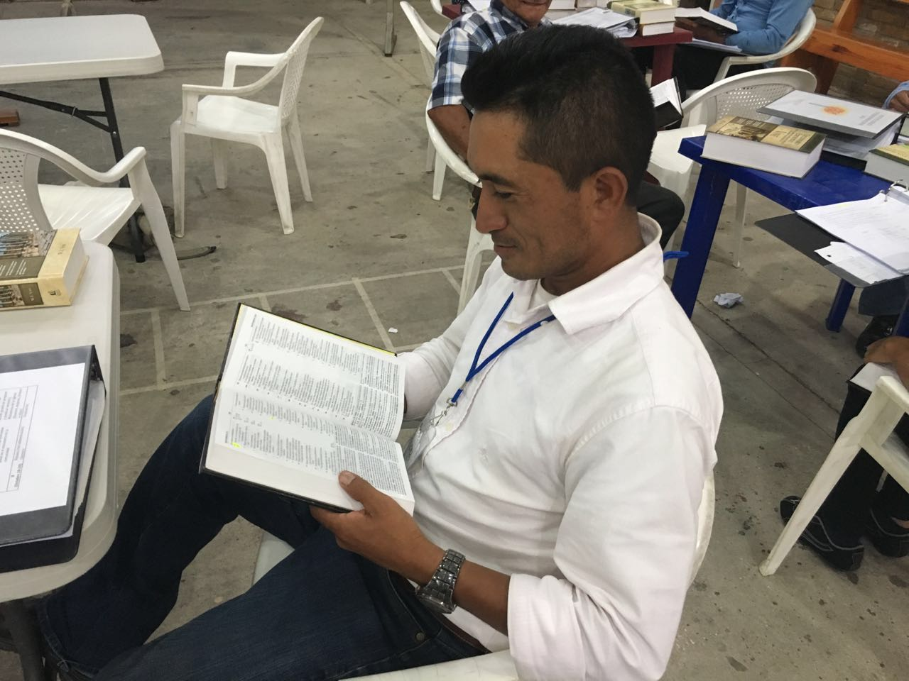 Countdown to Pastors' Training School